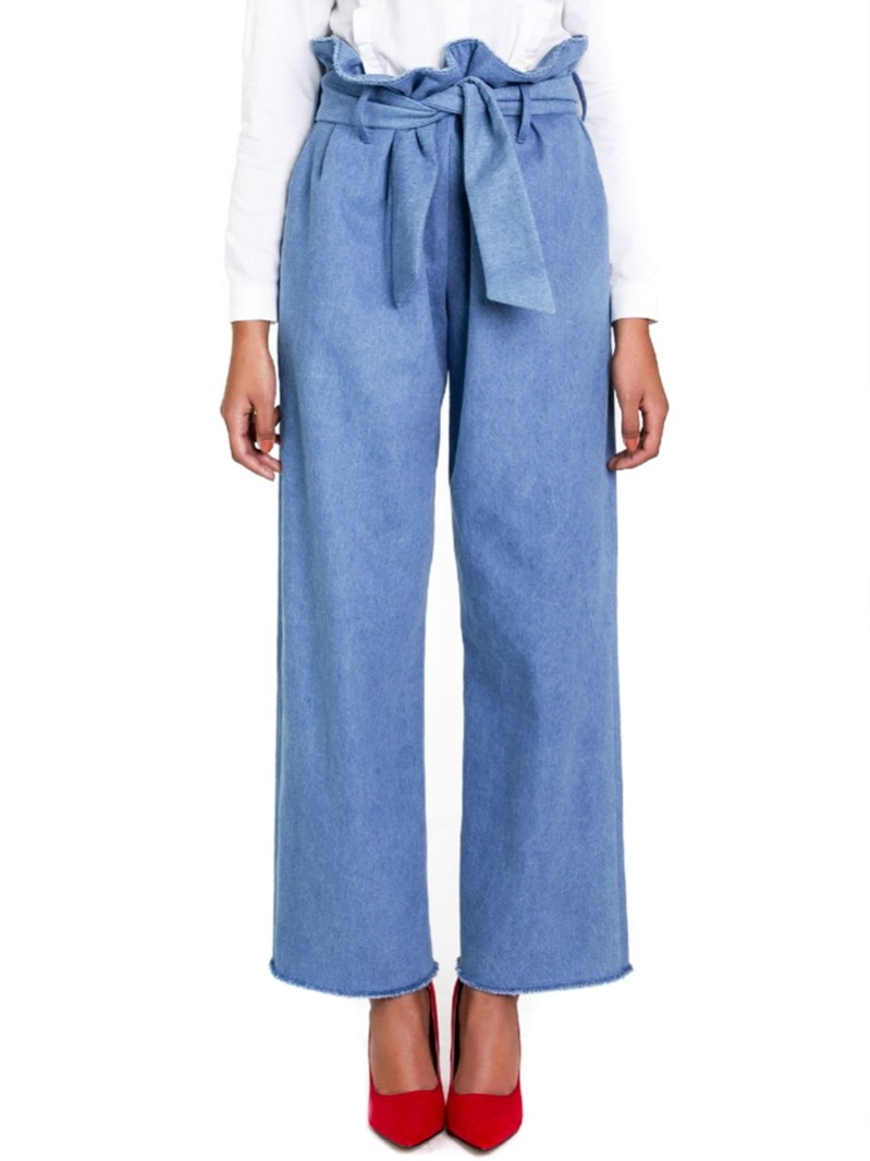 [SANIKA] TINI Denim Trousers